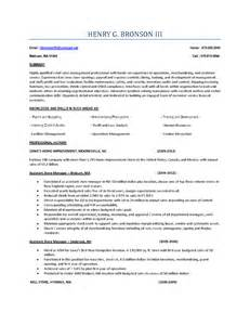 Executive Resume Sle At T Retail Store Resume Sales Retail Lewesmr