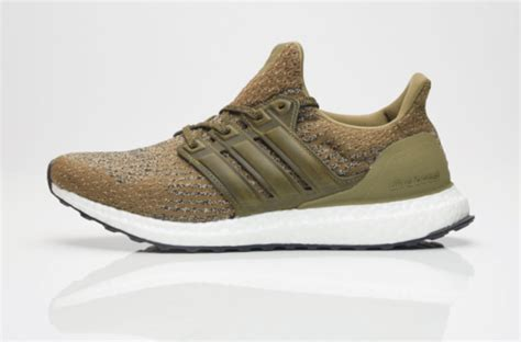 Adidas Ultra Boost Olive White 30 get ready for the adidas ultra boost 3 0 trace olive
