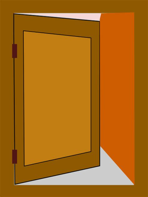 door clipart door 4 clip at clker vector clip
