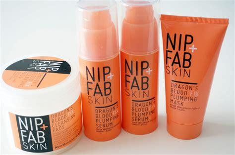 Nip Fab nip fab skin care products skin care