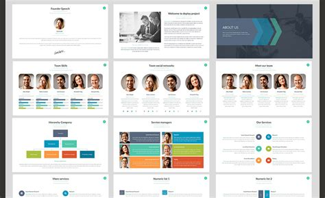 Template Inspiration by Presentation Template Inspiration Presentation Layout