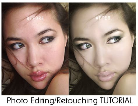 tutorial edit foto retouch photo retouching tutorial by friday 13th on deviantart