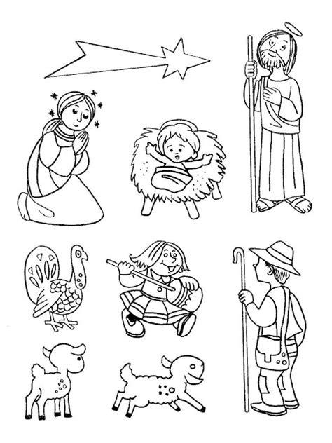 imagenes del nacimiento de jesus para recortar dibujos para colorear nacimiento de jesus