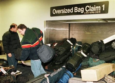 american checked bag fee travel alert overweight bag fees hit 450 for some airlines