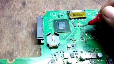 dk10f toshiba laptop repair no display