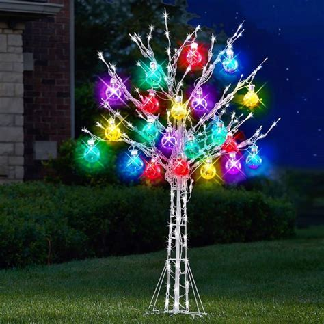 large outdoor christmas tree displays in mn ornament display tree shop collectibles daily