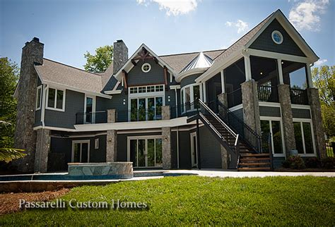 build custom home online lake norman custom builders passarelli custom homes nc