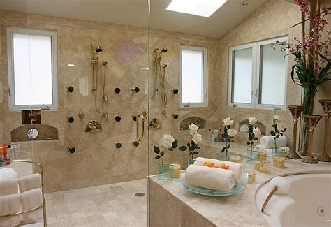 master bathroom shower elegant shower ideas for master bathroom homesfeed