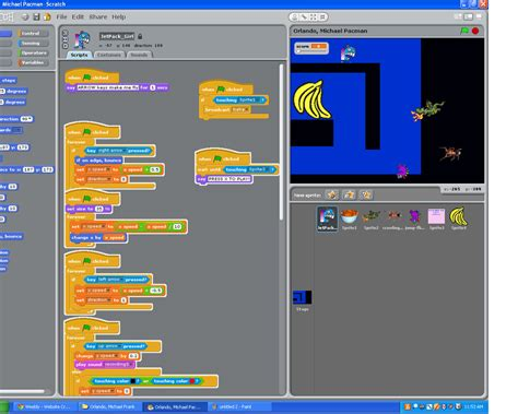 construct 2 pacman tutorial pacman scratch project related keywords pacman scratch