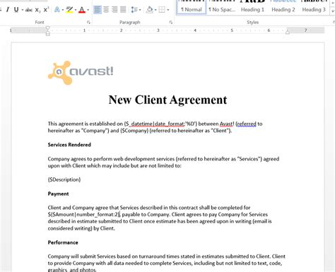 how to create a contract template create pdfs and reports from knack webmerge