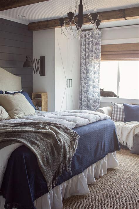 cozy blue bedroom 36 cozy retreats master bedroom edition four