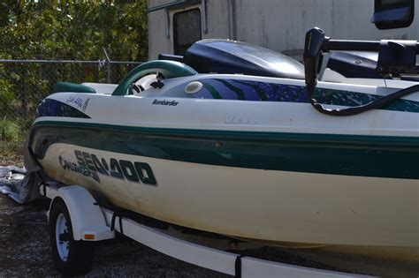 seadoo challenger    sale   boats