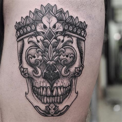 tibetan skull tattoo designs 55 tibetan tattoos collection