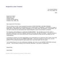 letter template resignation how to write a resignation letter template cover letter
