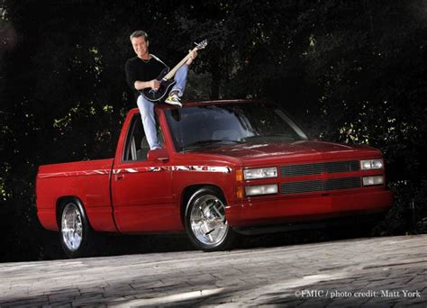 eddie van halen truck 1993 chevy 1500 pickup foose coddington custom for eddie