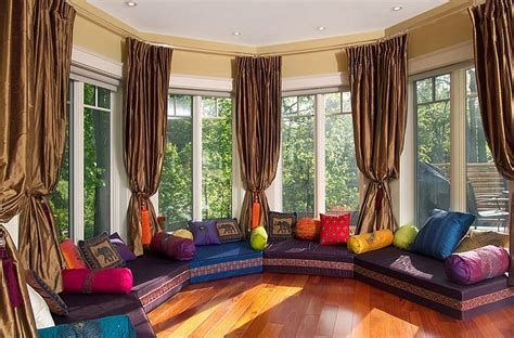 moroccan inspired curtains moroccan living rooms ideas photos decor and inspirations