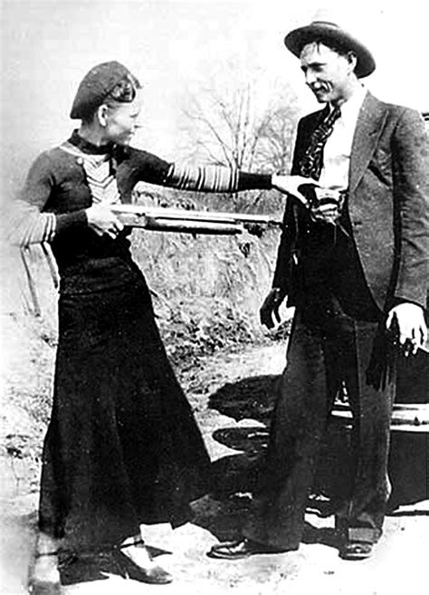 Does A Misdemeanor Count As A Criminal Record Bonnie And Clyde Fbi