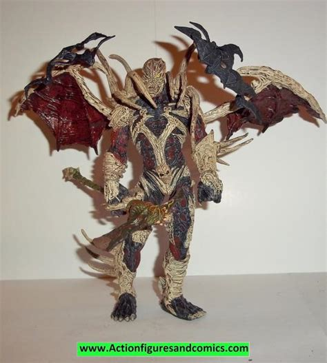 13 Curse Of Spawn Statue By Mcfarlane Toys spawn curse of the spawn ii 2 1998 series 13 complete todd mcfarlane t actionfiguresandcomics