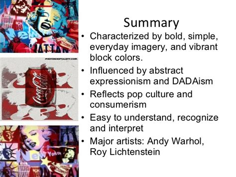 pop the exchange of consumerism and culture pop powerpoint