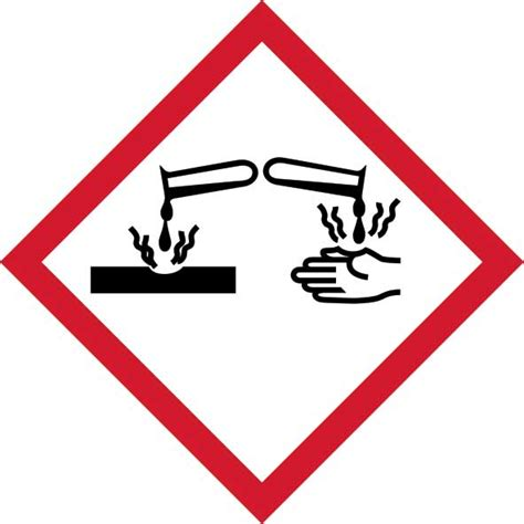 Ghs Customer Letter Ghs Corrosive Pictogram Labels With Fast Uk Delivery