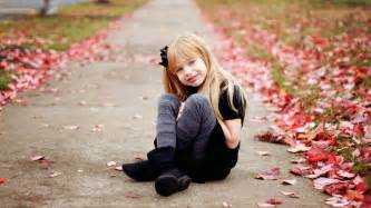 cute girl smile fence flower hd wallpapers