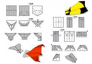 Paper Folding Planes - paper plane designs fathers day ideas asc science