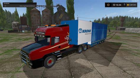 Truck Ls by Truck V1 0 Wsb Ls17 Fs 2017 Fs 17 Mod Ls 2017 17 Mod