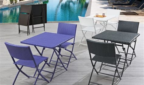 Charmant Salon Jardin Resine Tressee Carrefour #5: table-de-balcon-set45-v02.jpg