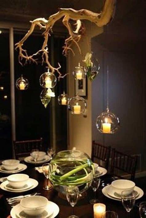 diy home beleuchtung ideen diy tree branch chandelier ideas vinothek ideen f 252 r die