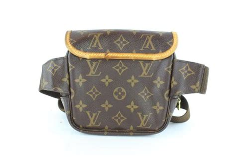 louis vuitton bosphore monogram waist fanny pack belt