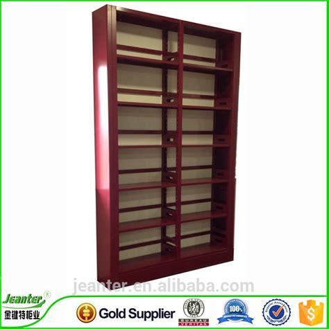 Rak Union guangzhou pabrik harga terbaik library furniture logam rak