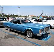 Lincoln Mark III  Information And Photos MOMENTcar