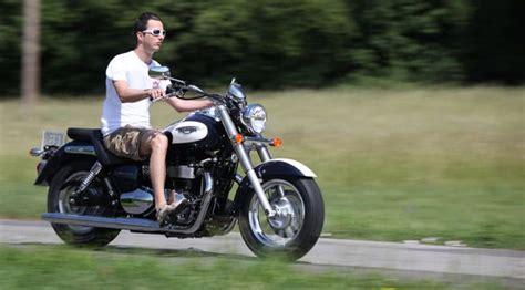 Motorrad Triumph Spr Che by Testbericht Triumph America 1000ps De