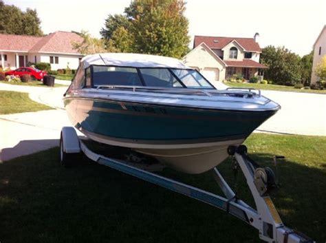 monterey boats jay fl 18 feet 1987 regal medallion bowrider teal white for
