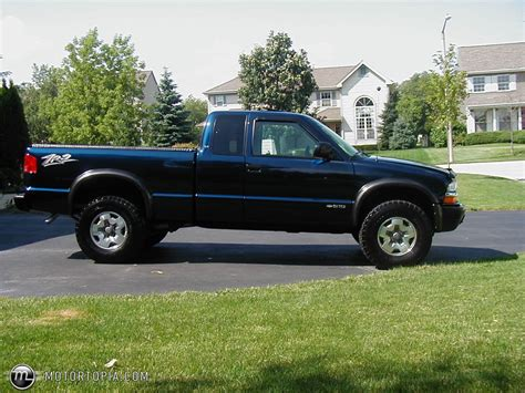 how cars work for dummies 2003 chevrolet s10 free book repair manuals 2003 chevrolet s 10 image 8