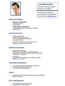 Plantillas De Curriculum Vitae Informatica Como Hacer Un Curriculum Vitae Como Hacer Un Curriculum Informatica