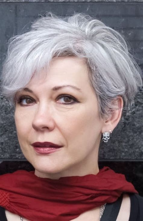 funky hairstyles for older ladies 200 best mature women hairstyles images on pinterest