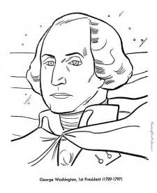 president coloring pages george washington coloring pages free and printable