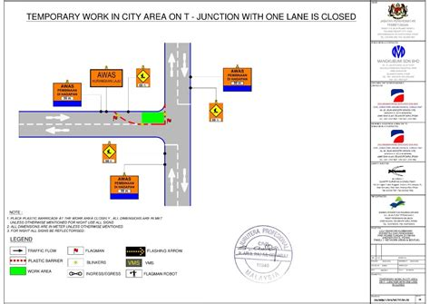 Site Traffic Management Plan Template Images Template Design Ideas Traffic Management Plan Template