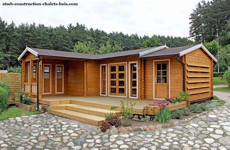 chalet de jardin en kit fabricant constructeur de kits chalets bois habitables stmb