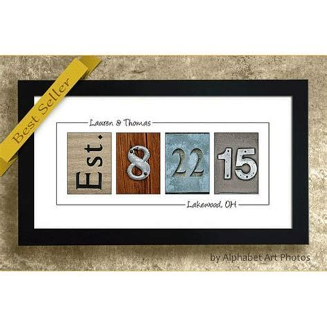 Best 25  1st anniversary gifts ideas on Pinterest