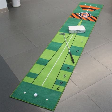 Make Your Own Golf Mat by Custom Golf Putting Mat