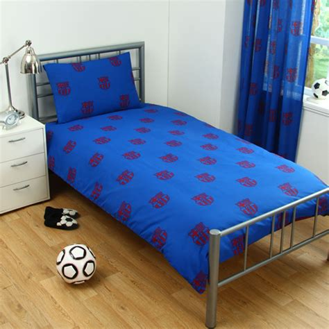 fc barcelona bedding fc barcelona single duvet cover set new football bedding