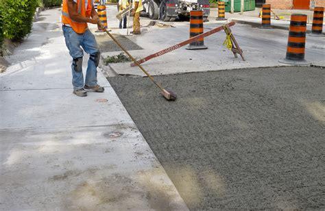 Concrete Paving Companies Concrete Company Columbus Oh Black Asphalt