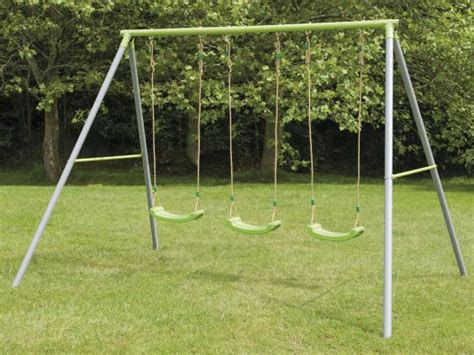 large metal swing sets 9 best children s swing sets the independent