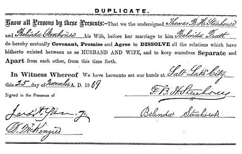 Divorce Letter To Husband Format Divorce Certificate Image Search Results