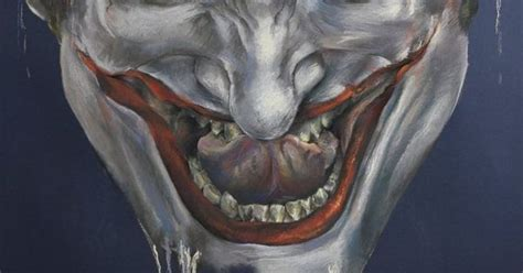 Ht Cosbaby 315 The Joker Arkham Asylum Ver Misb Ori this joker drawing by searapia is creepy the