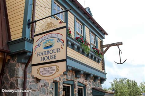 columbia harbour house 5 best counter service restaurants in magic kingdom at disney world disneylists com