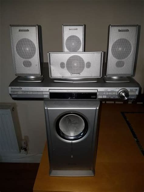 panasonic dvd home theater sound system for sale in park