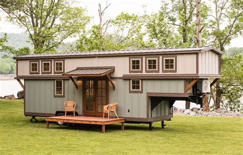 tiny homes on the tiny house town the retreat from timbercraft tiny homes